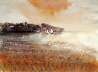 Mallorca - Aquarel·la - 57 x 77 cm - 2007